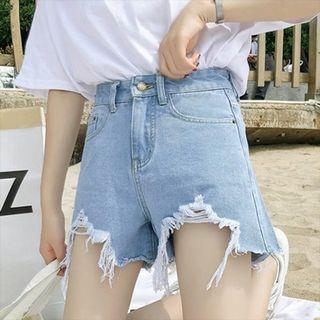 歐美辣妹高腰短褲系列