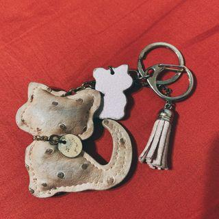 貓咪鑰匙圈吊飾