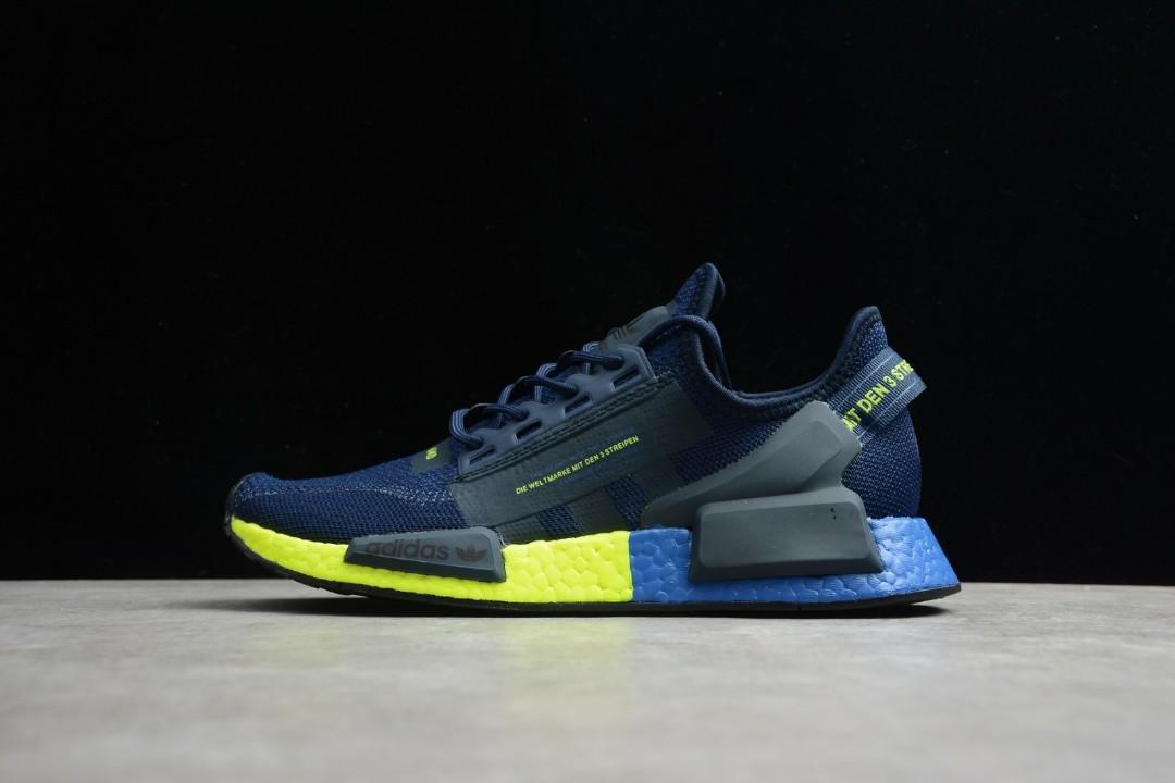 Adidas NMD R1 V2 Boost Navy/Signal