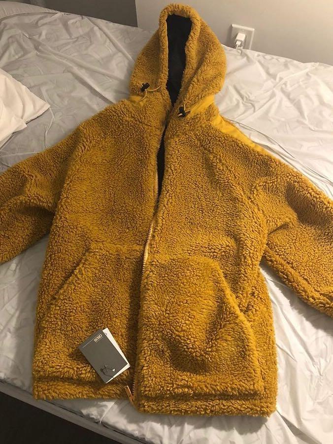 ASOS teddy men's jacket size S (fits M)
