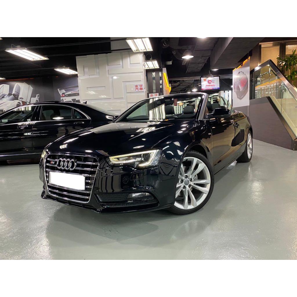 Audi A5 A5 Cabriolet 1.8 TFSI Auto