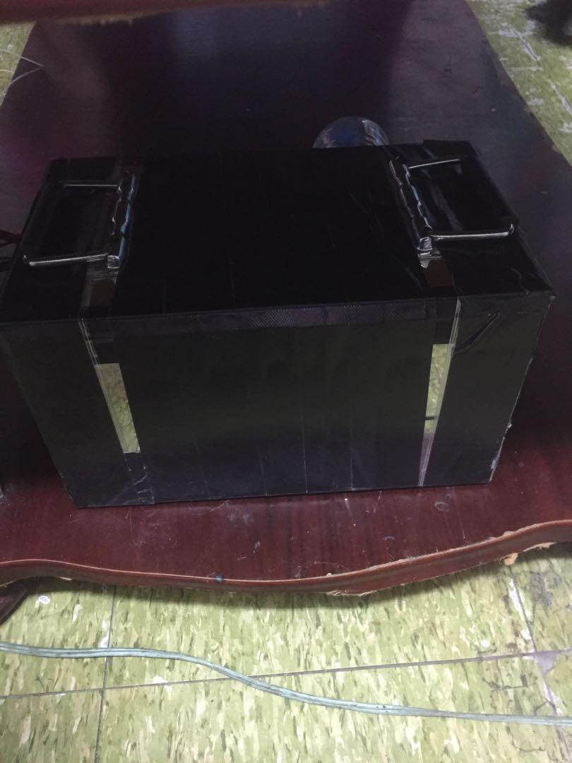 Batrai lithium 96vl 30ah bms200