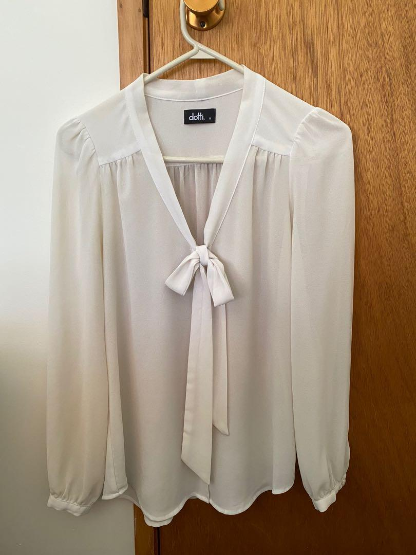 Blouse from dotti - Size 8