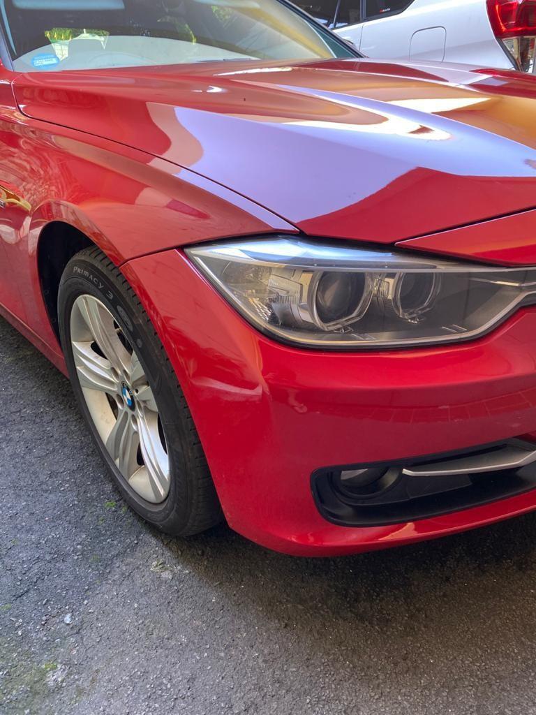 BMW 320i 2013 merah