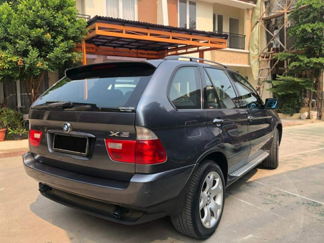 BMW X5 e53 3.0 2002 Sport Package