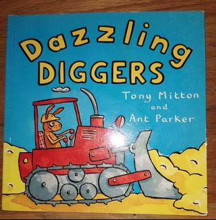 Dazzling Diggers - PreLoved #2S
