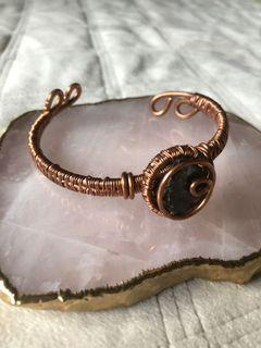 Elite Shungite Copper Bracelet
