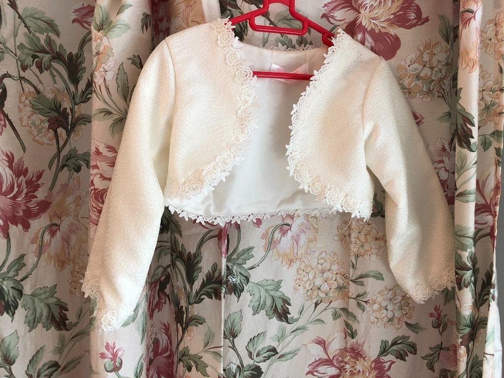 flower girls coat
