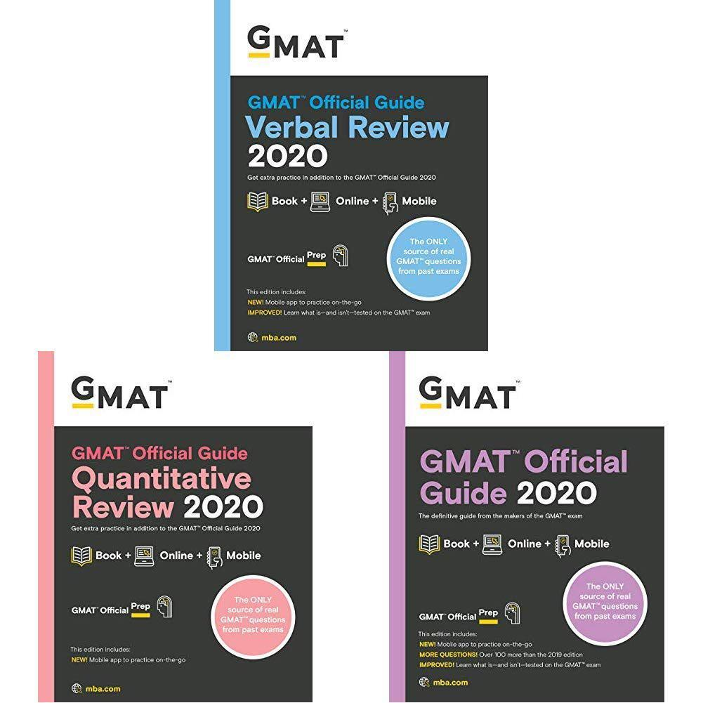 GMAT Official Guides 2020