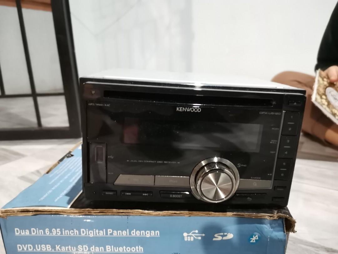 Head Unit KENWOOD