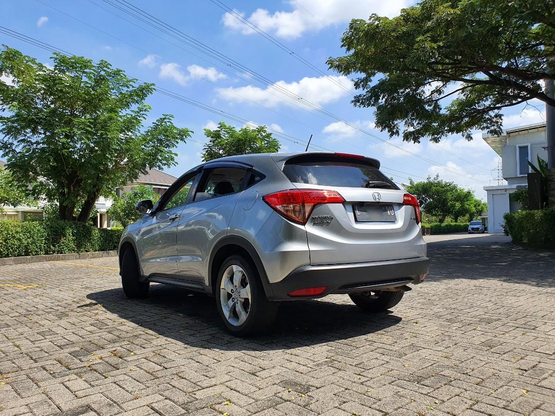 Honda HR-V 1.5 E CVT 2016