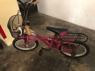 Kids Bicycle (2-5yrs old)