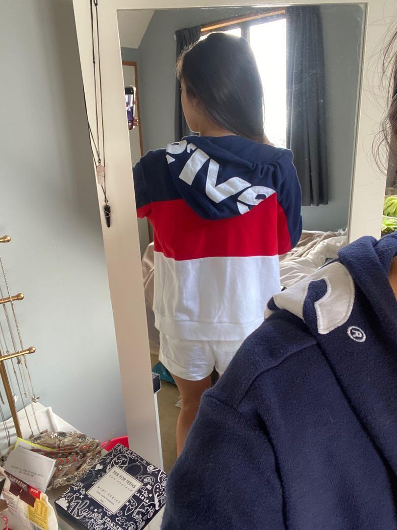 levi's zip hoodie