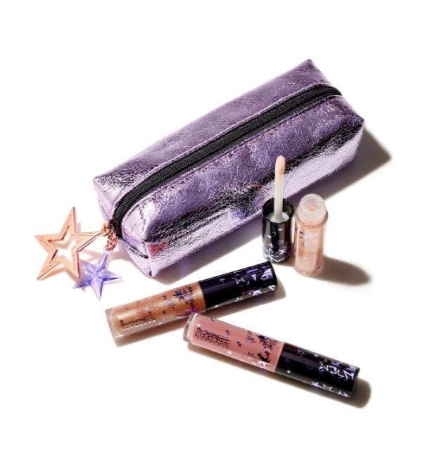Mac lipgloss set
