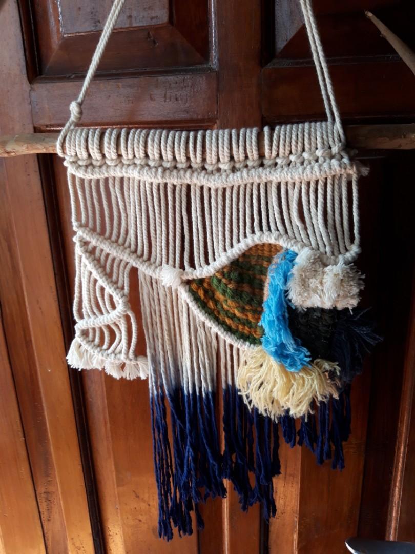 Macrame handmade
