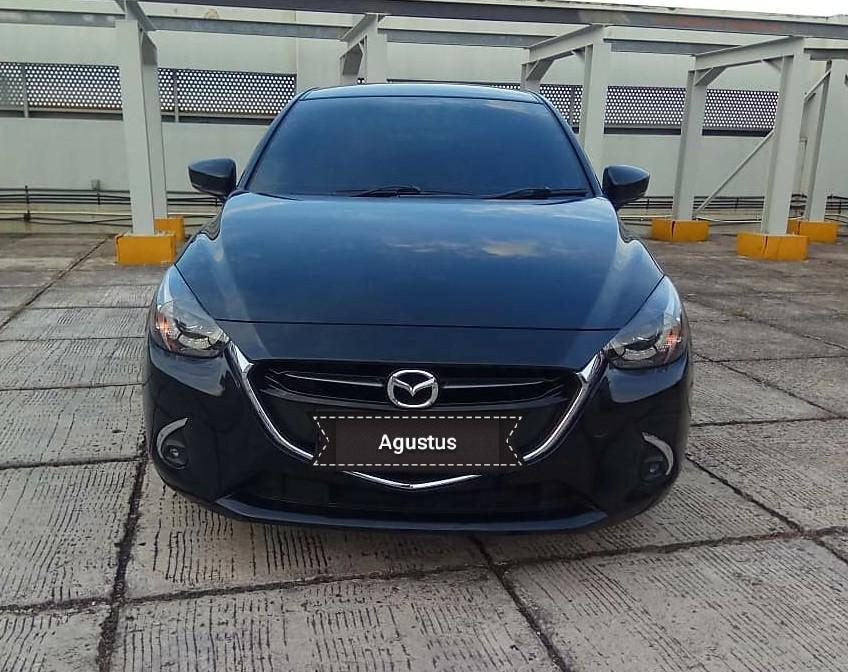 Mazda2 Skyactiv R 1.5 AT 2017 angs 1.9 jt only