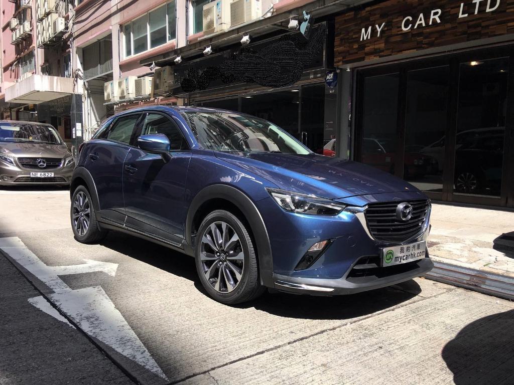 Mazda CX-3 IPLUS Auto