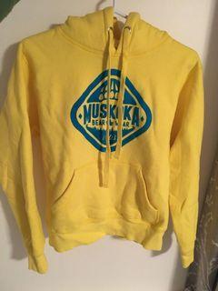Muskoka Bear Wear hoodie