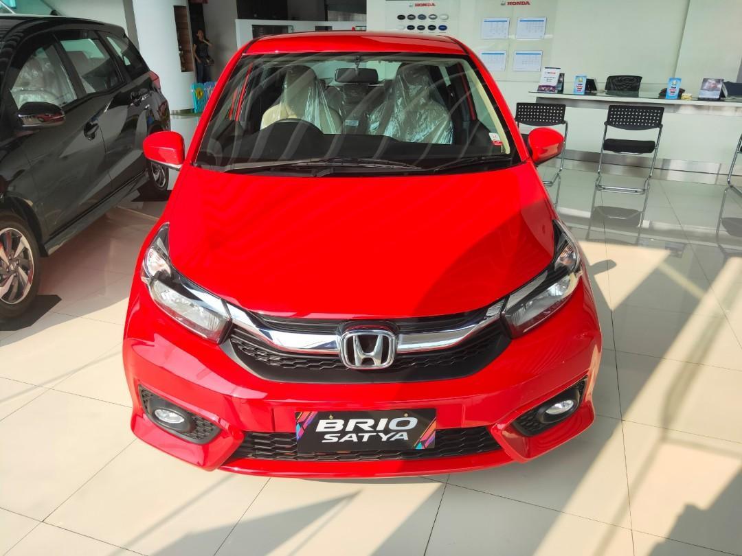 New Honda Brio 2020 Promo Termurah