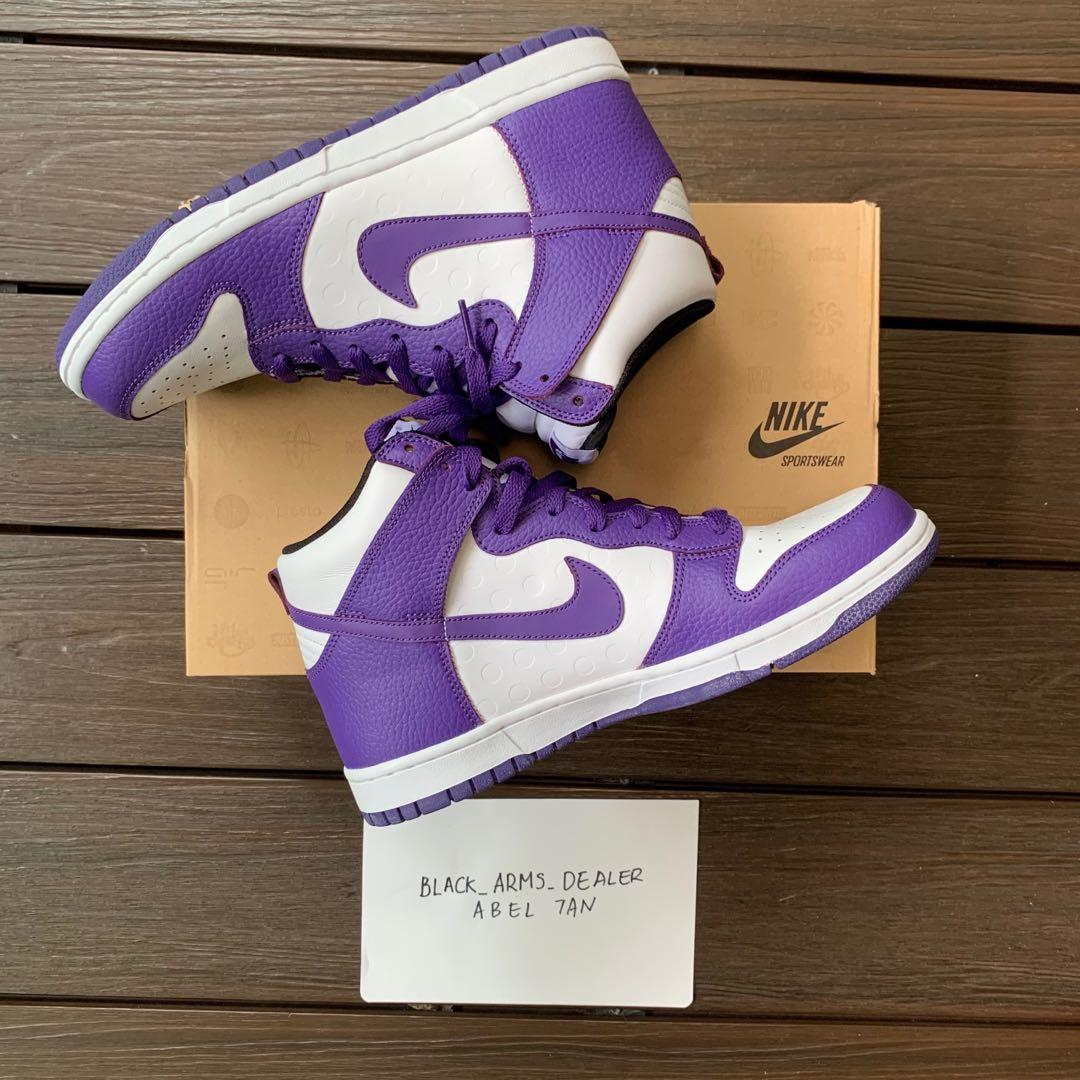 Nike Dunk High 'Be True To Your Street