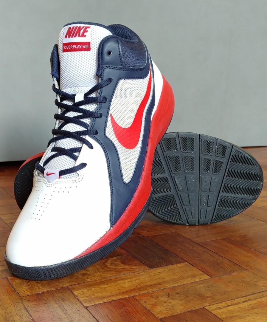 Nike The Overplay VIII (White