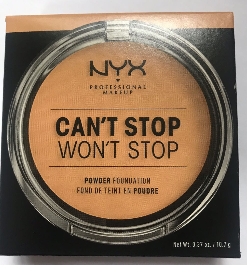 Nyx Powder Foundation Health Beauty Makeup On Carousell