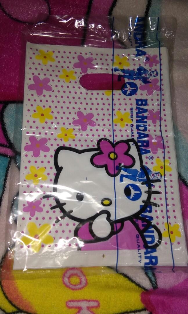 Plastik Hello Kitty