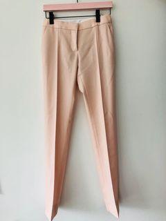Stella McCartney mid-rise wool slim pants