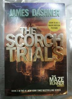 The Scorch Trials (Maze Runner # 2) SEALED NEW