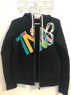 TNA zip-up hoodie