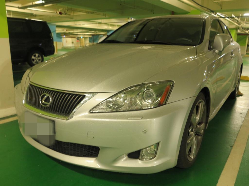 2005 LEXUS IS250 原鈑件 208匹 售23.8萬 db