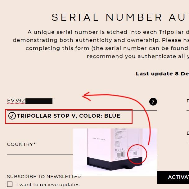 [現貨$2399]Tripollar Stop V RF 面部射頻機 連GEL!官方認證!V臉去皺扮靚必備!