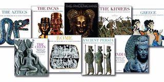 世界古文明英文版9冊合售