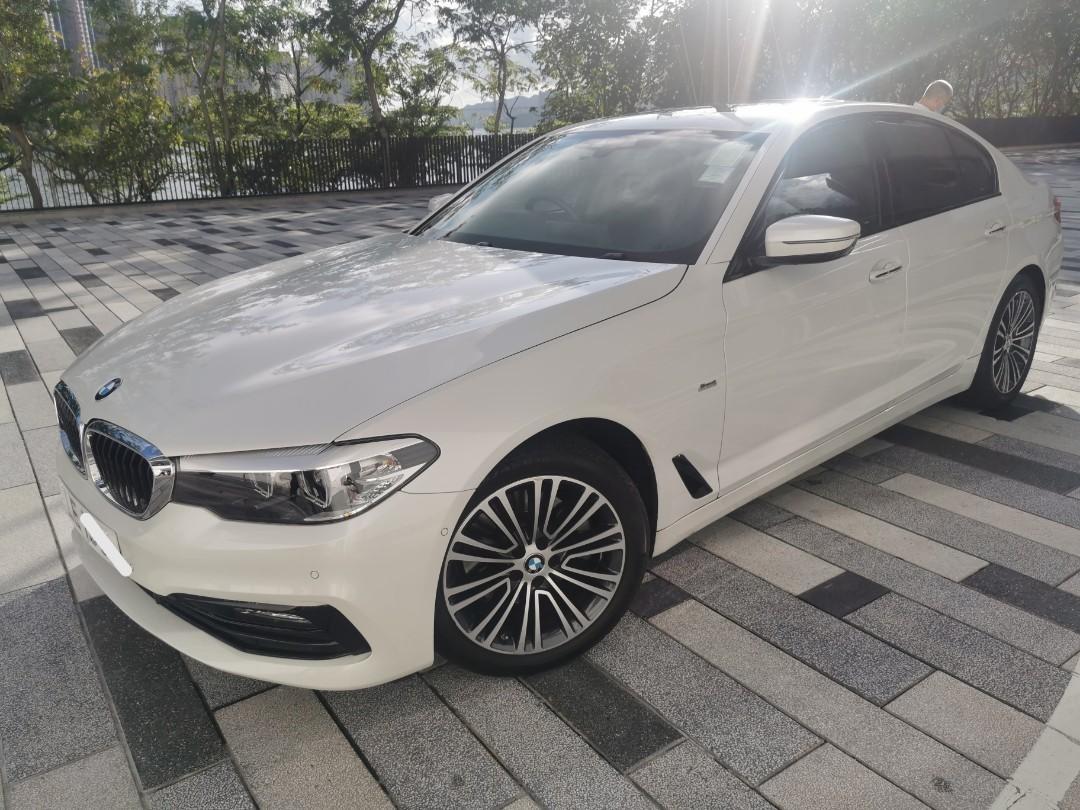 BMW 520i Edition Sport Pro (A)