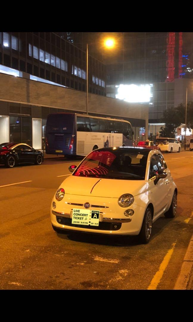 Fiat 500 Lounge 1.4 Auto