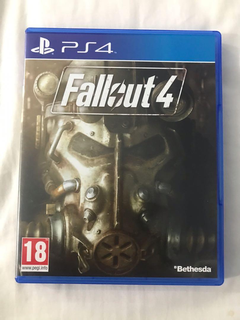 Kaset PS4 Fallout 4