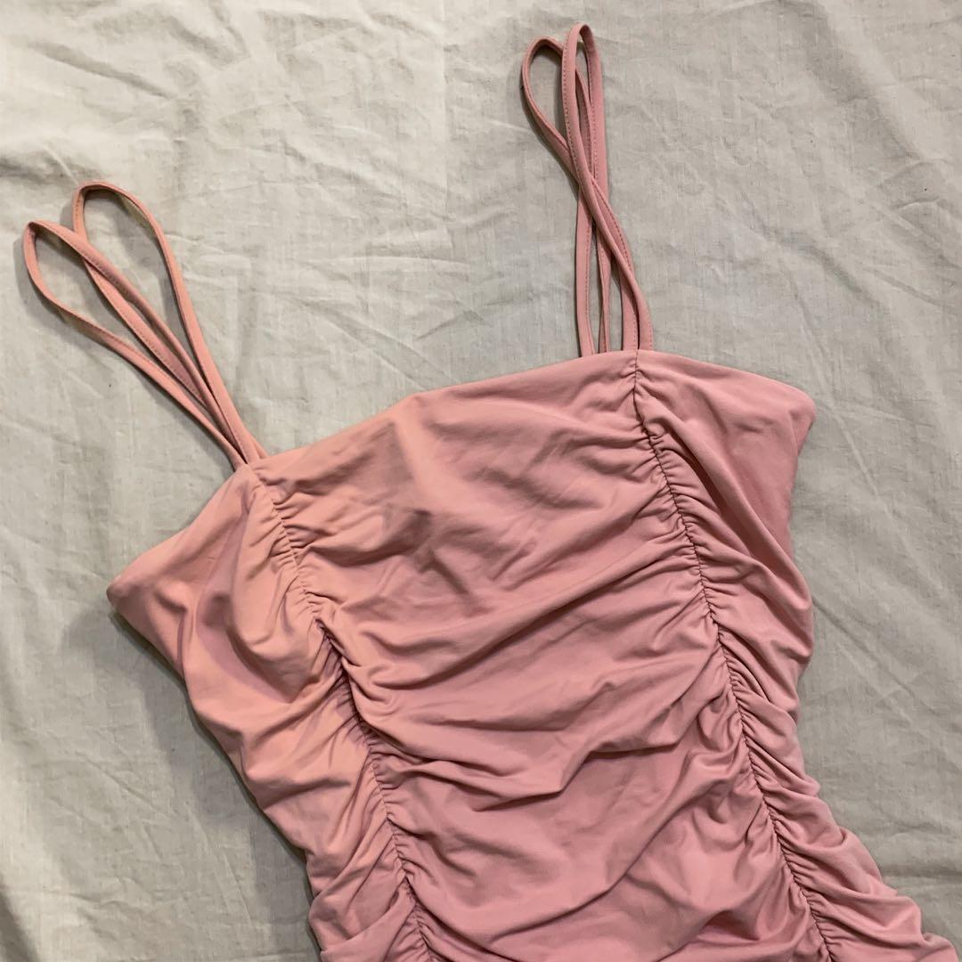 Kookai pink dress