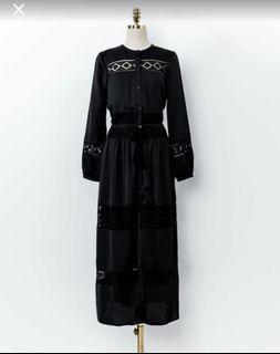 mercci22 雪紡蕾絲洋裝