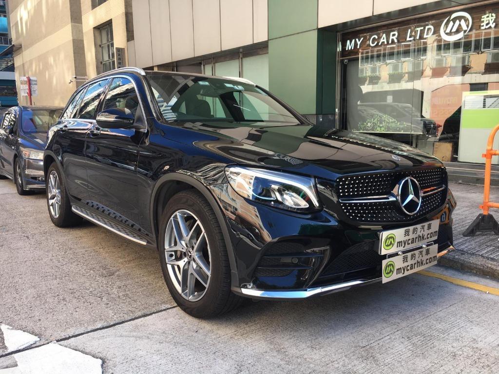 Mercedes-Benz GLC250 AMG 2017 Auto