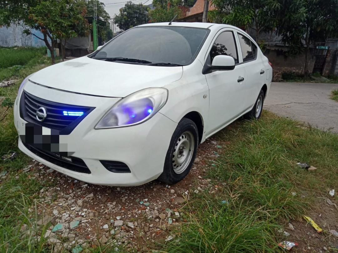 Nissan Almera th 2012