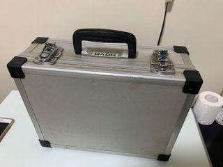 Nova steel camera case