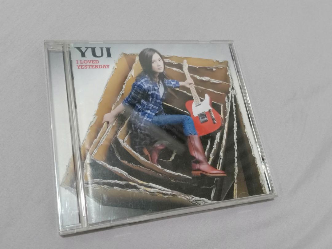 [Ori Jepang] YUI - I Loved Yesterday