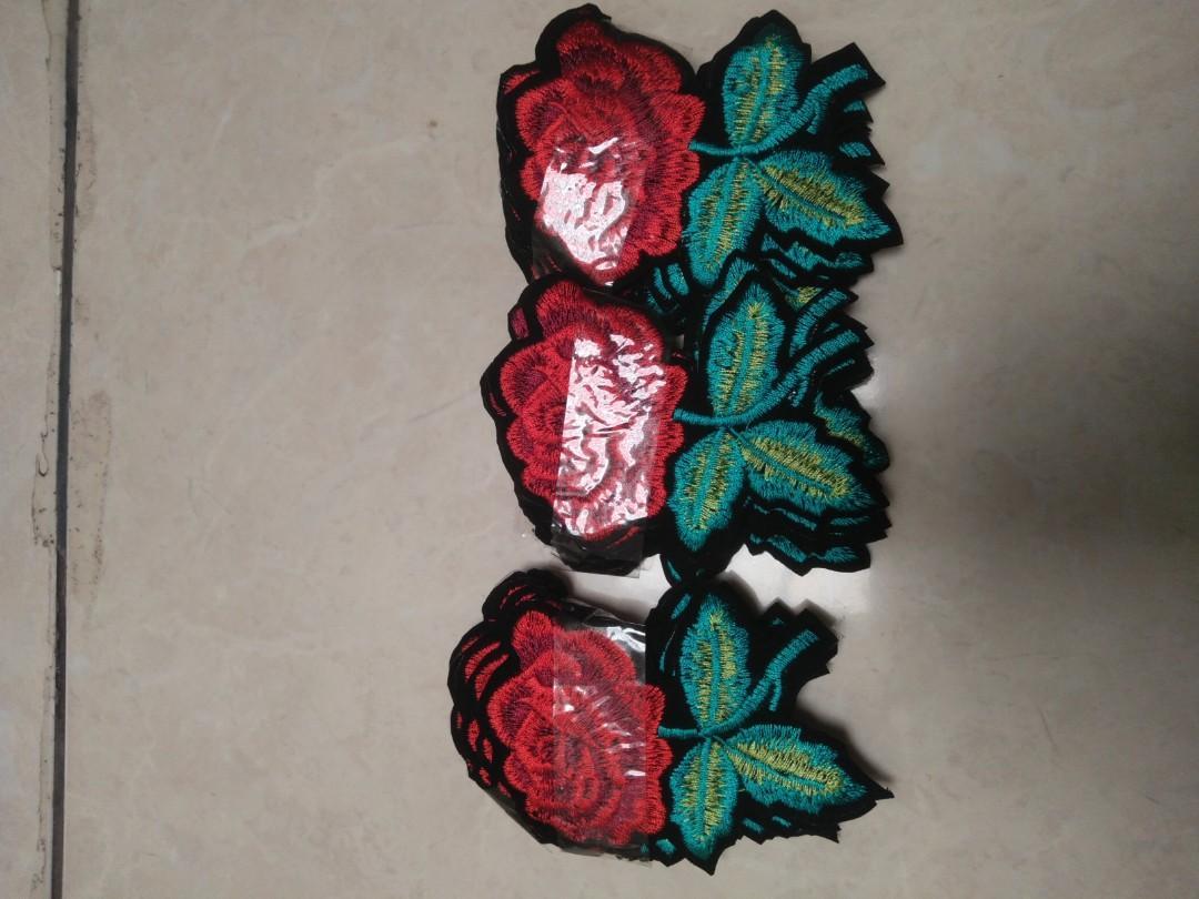 Patch mawar