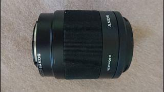 Sony Sal 55-200mm Lens 鏡頭