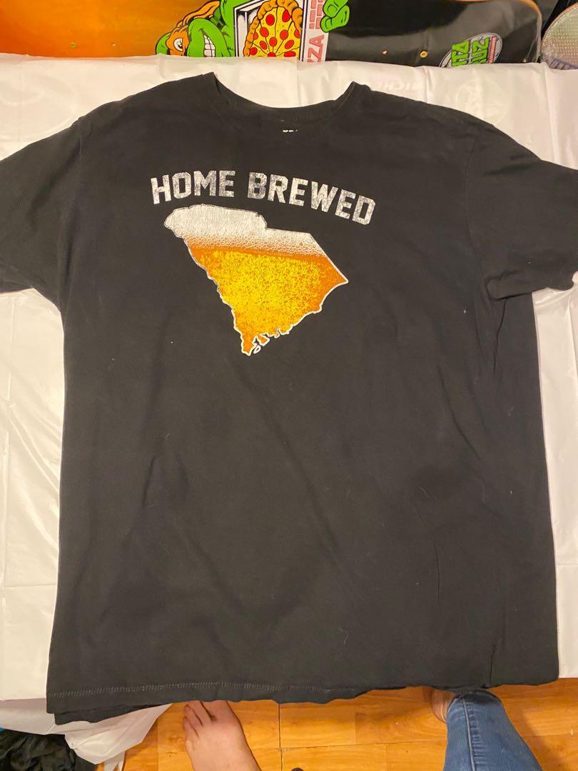 "South Carolina ""Home-Brewed"" Tshirt"