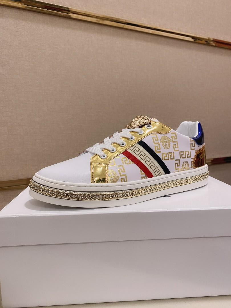 versace casual shoes