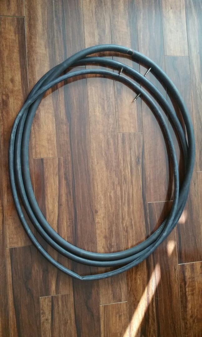 700x23-25C presta valve road tubes