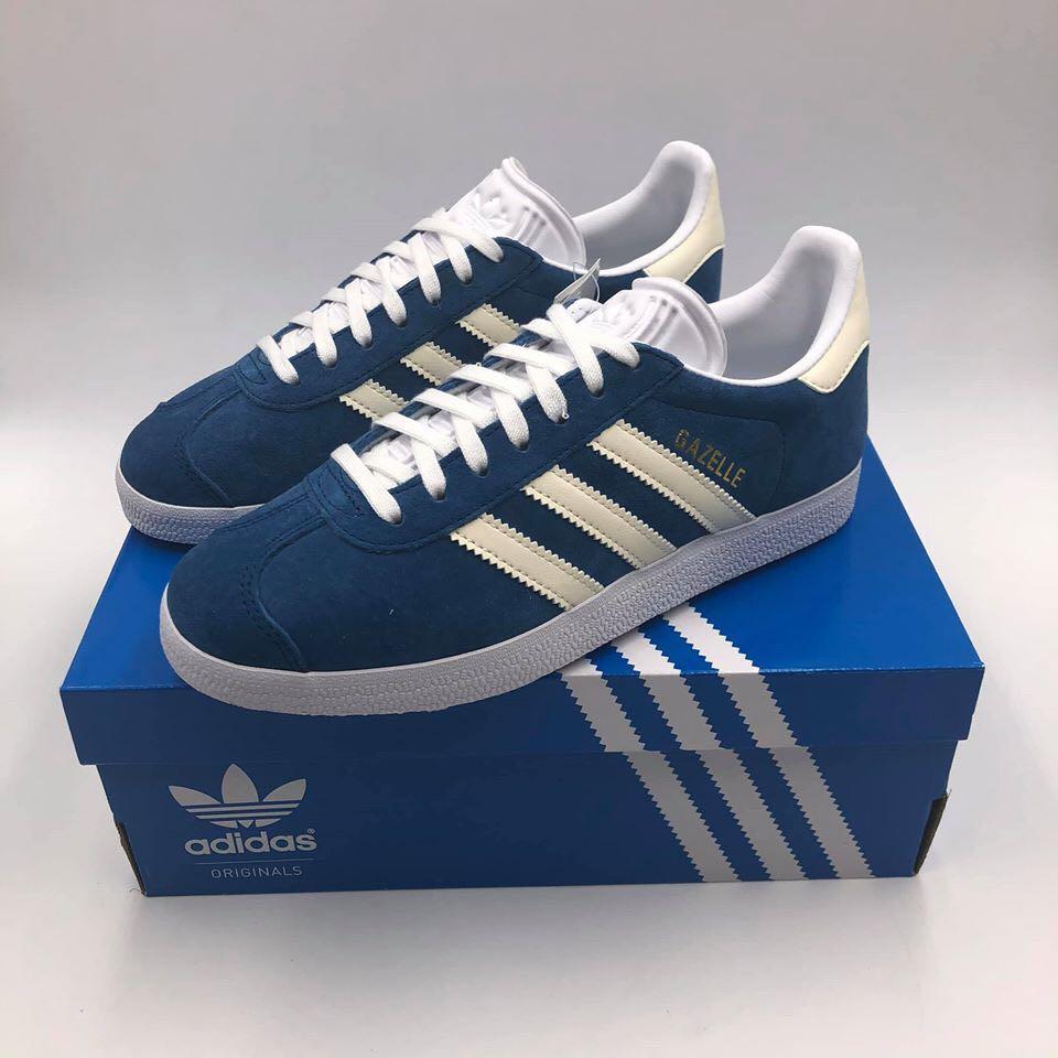 Adidas Gazelle Blue Women, Women's