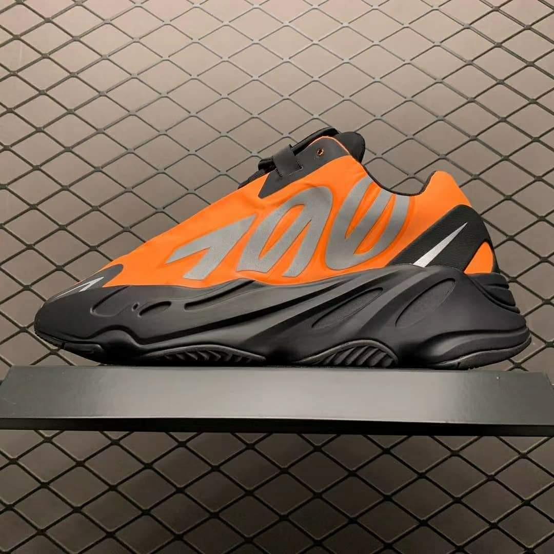 Adidas Yeezy 700 MNVN 3M ''Orange