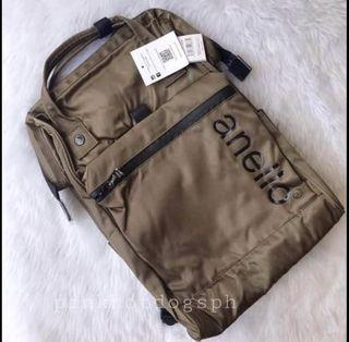 Anello backpack water repellent